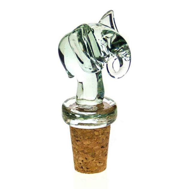 Mini Elephant Wine Stopper