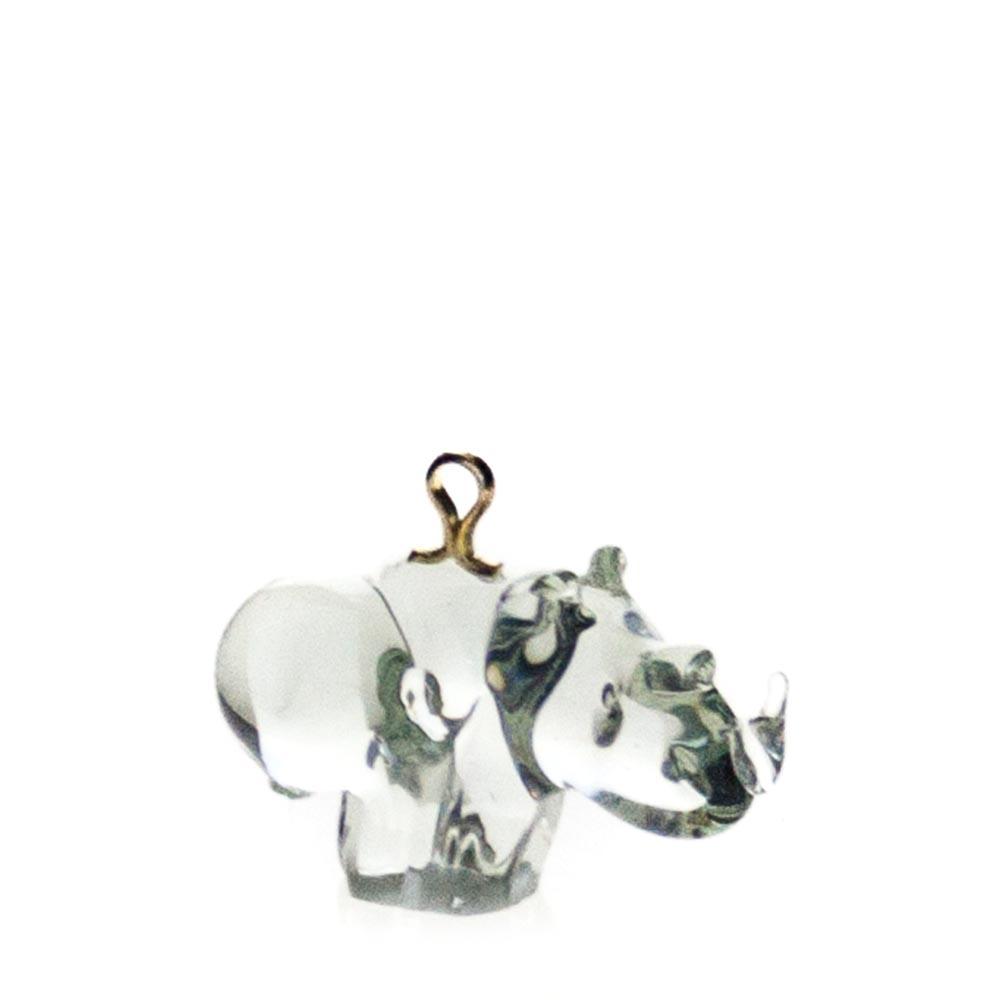 Rhino Xmas Decoration