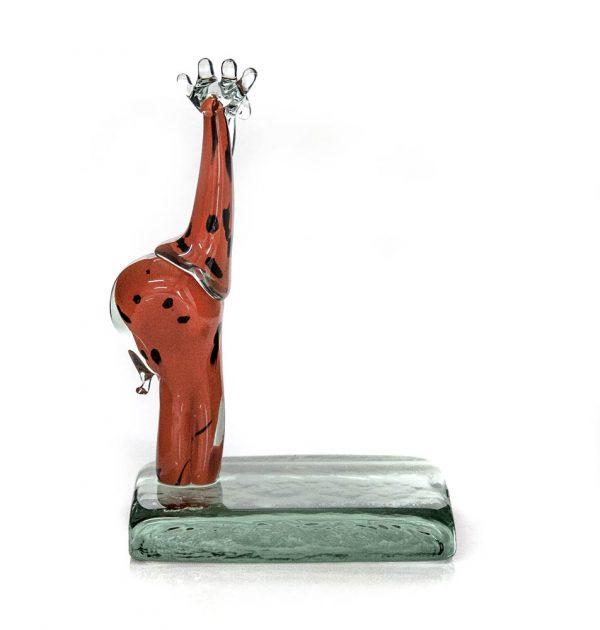 Medium Giraffe Bookends full colour (pair)