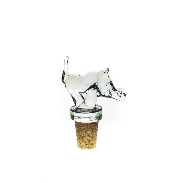 Mini Warthog Wine Stopper