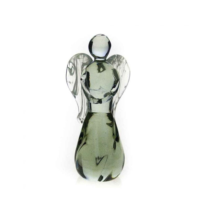 Large Clear Angel