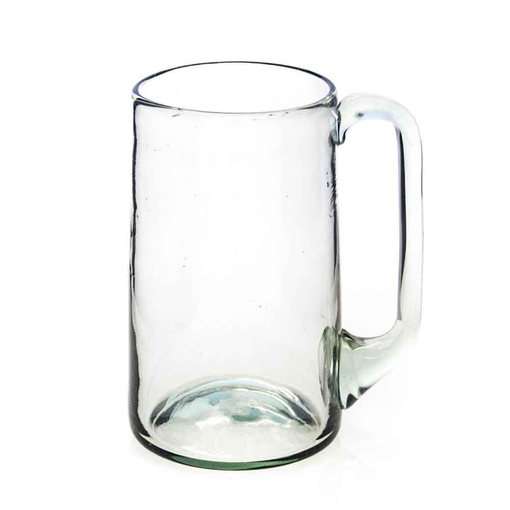 Beermug (large) with glass handle