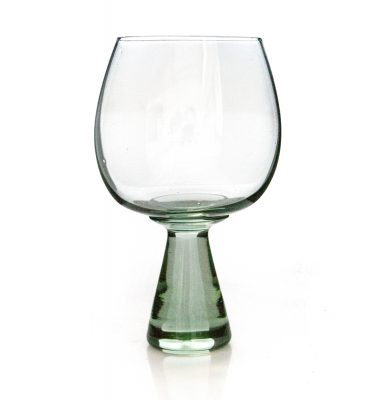 Copa Gin and tonic glass with solid formed stem