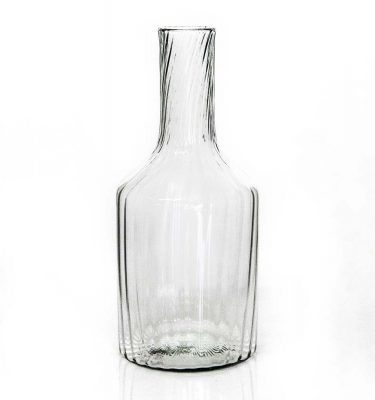 Optic decanter clear