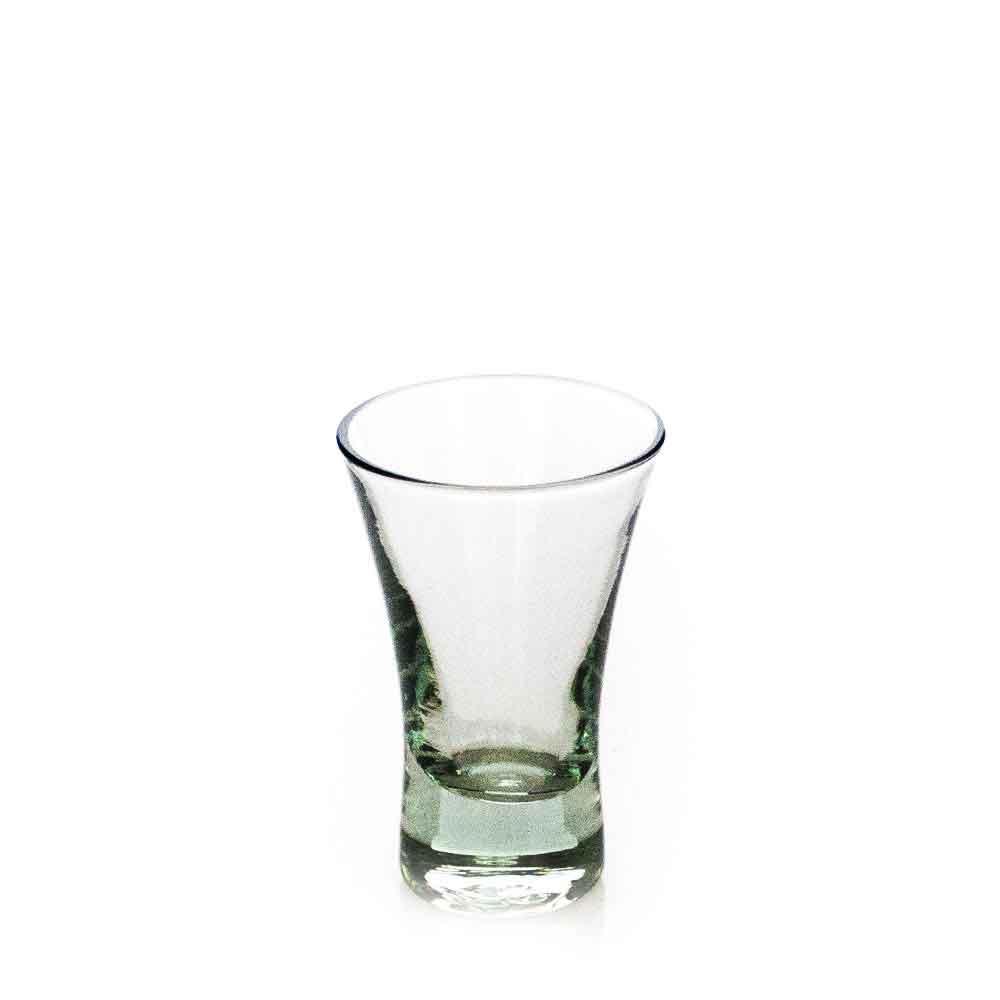 Large Evergreen glass