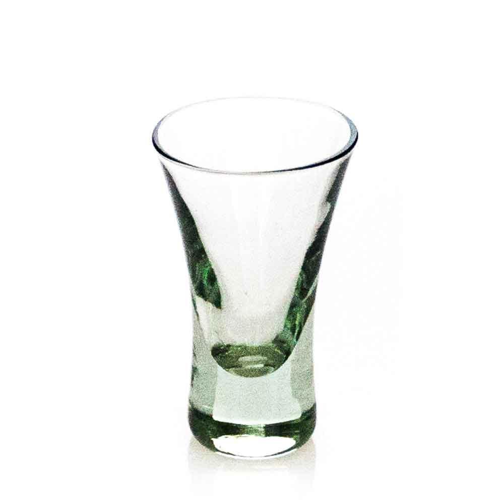 Small Evergreen glass