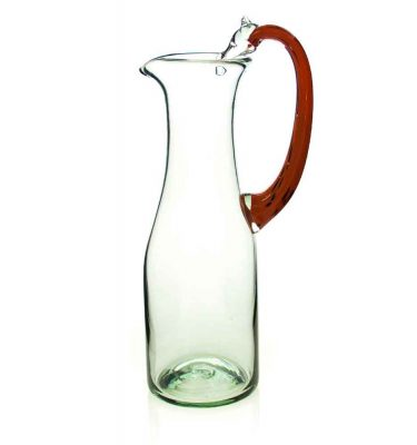 Jug with Colour Giraffe Handle