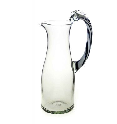 Jug with Colour Zebra Handle
