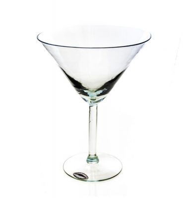 large longstem Martini glass