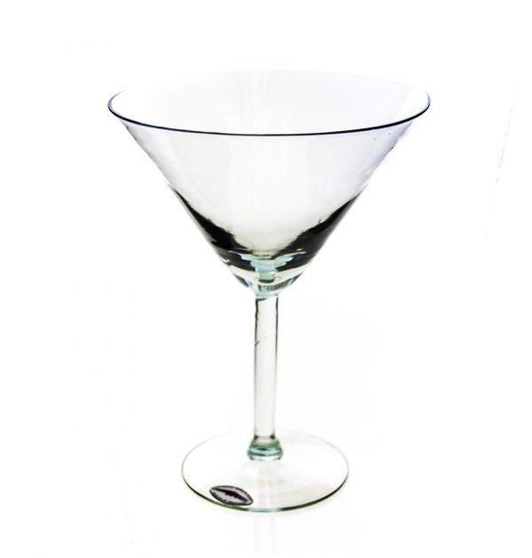 large longstem Martini glass