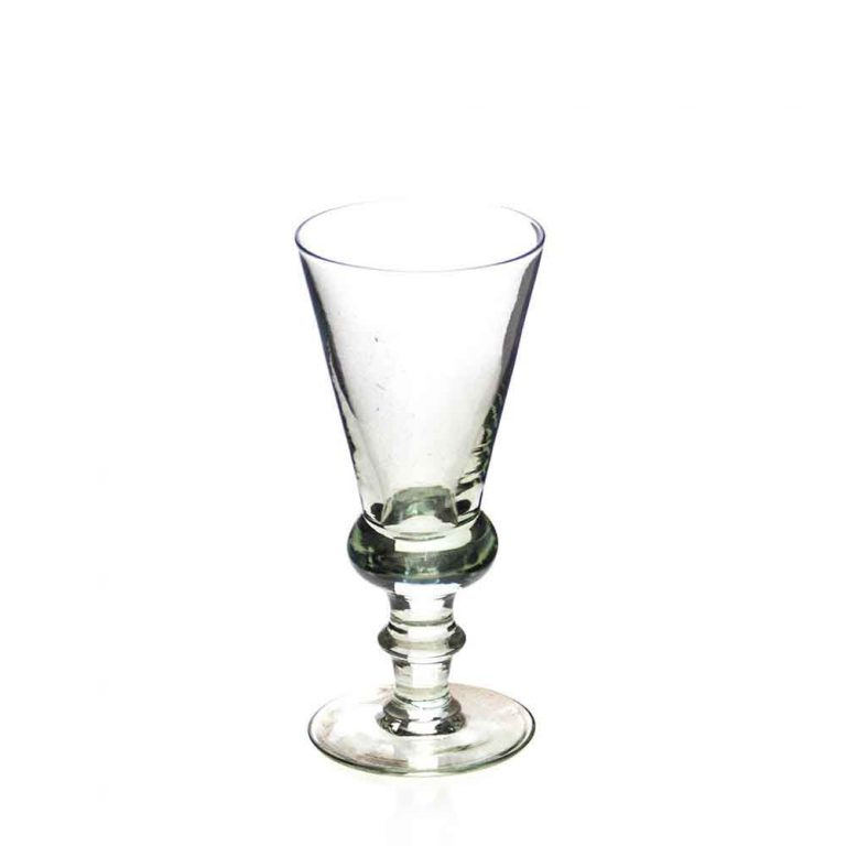 Thistle sherry glass