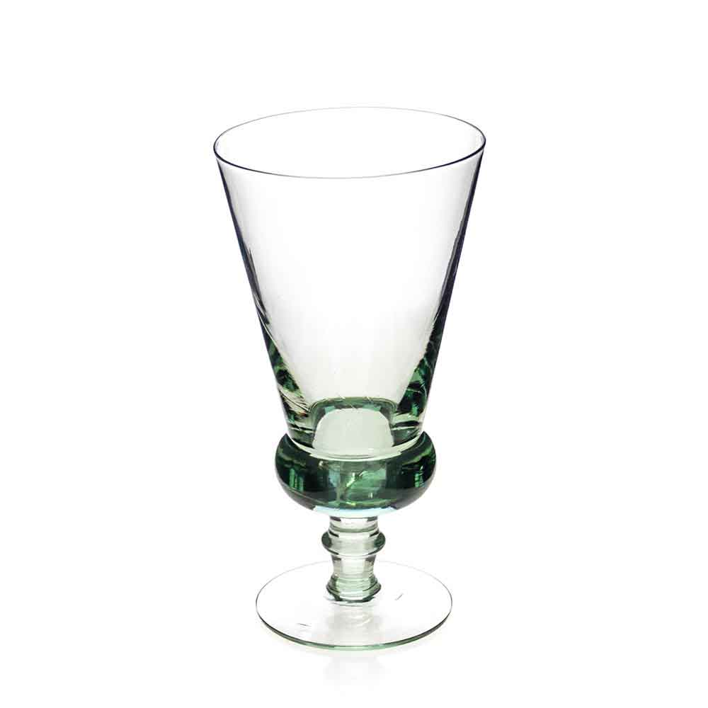 Thistle red wine glass