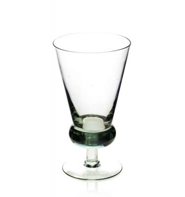 Thistle water goblet