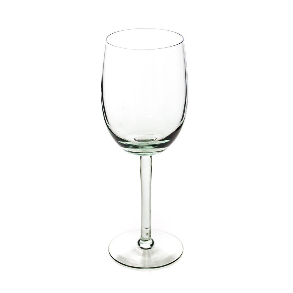 Tulip red wine glass