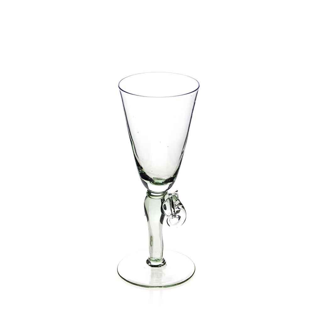 Vlottenburg White Wine Glass Ele Stem