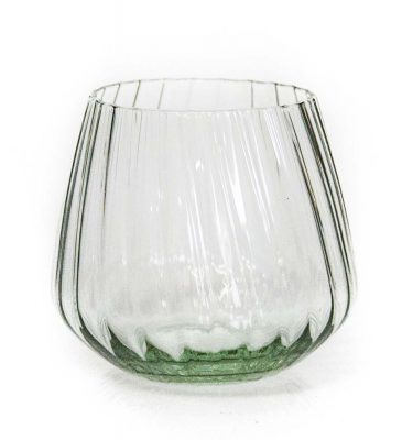 Vulindlela optic short tumbler clear