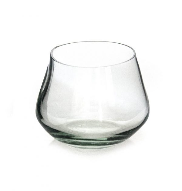 Cognac Tumbler indented