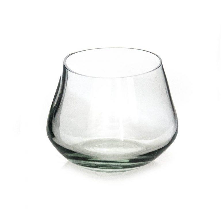 Cognac Tumbler indented