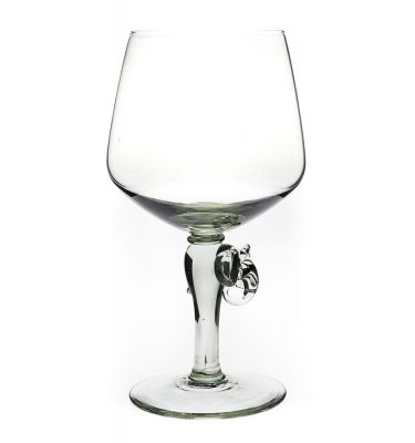 Vulindlela Elephant stem red wine glass